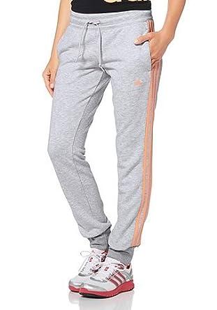 neues Konzept sehr schön Farben und auffällig Große Größe: ADIDAS PERFORMANCE, Damen, Sporthose, Grau ...