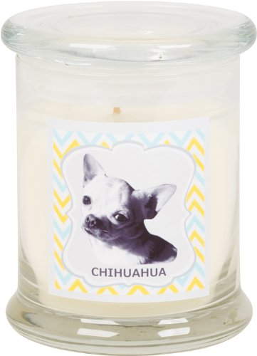 Aroma Paws Breed Candle Jar, 12-Ounce, Chihuahua by Aroma Paws