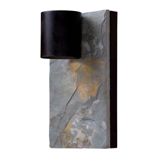 Kenroy Home 93541ORB Frederick 1-Light Dark Sky Lantern, Blackened Oil Rubbed Bronze