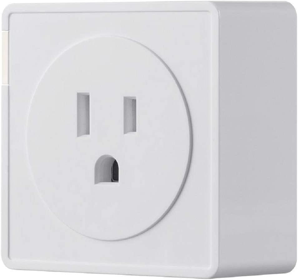 Monoprice Smart Plug with Energy Monitoring & Reporting; Wi-Fi Compatible with Alexa and Google Assistant No Hub Required