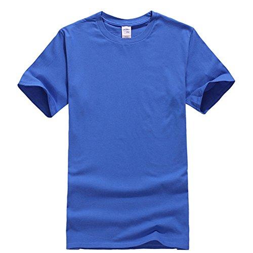 7600 Uomini Girocollo T Newcosplay Di Degli shirt Gildan Blu w6ISBBTqWz