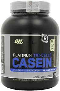 Optimum Nutrition Platinum Tri-Celle Casein, 2.37 Pound
