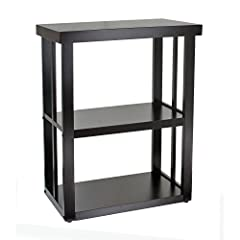 Wooden tank stand is the perfect accent to any home. Our sturdy solid wood stand fits 20 gal. aquariums or terrariums. Stand is super easy to assemble.