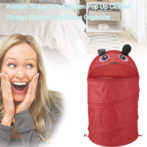 Autumn Water Save Foldable Storage Laundry Hamper Clothes Basket Animal Scarab Laundry Washing Bag
