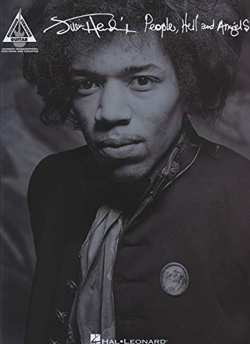 Jimi Hendrix - People, Hell and Angels (Guitar Recorded Versions)