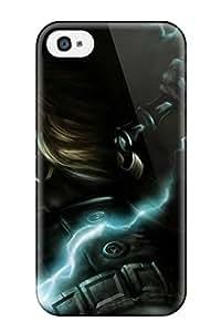 CWINgAJ7693pkpKB JennaCWright Thor Durable Iphone 4/4s Tpu Flexible Soft Case