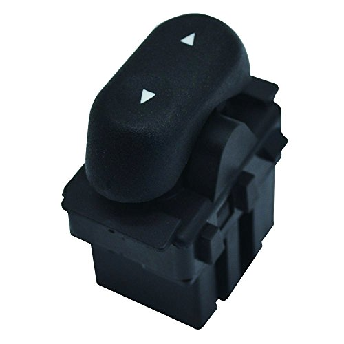 Ford Electric Window Switch - MUCO 901-324 Single Button Electric Master Control Power Window Switch For 2004-2008 Ford F-150 Truck; 2003-2008 Ford Crown Victoria; 2003-2006 Ford Expedition; 2006-2008 Lincoln Mark LT