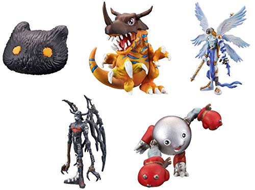 Gashapon Digimon Capsule Mascot Collection Version 3.0 ()