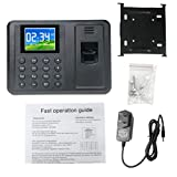 Universal 2.8 Inch TFT Sreen Display Fingerprint Time Attendance Clock Recorder Digital Electronic Reader Machine
