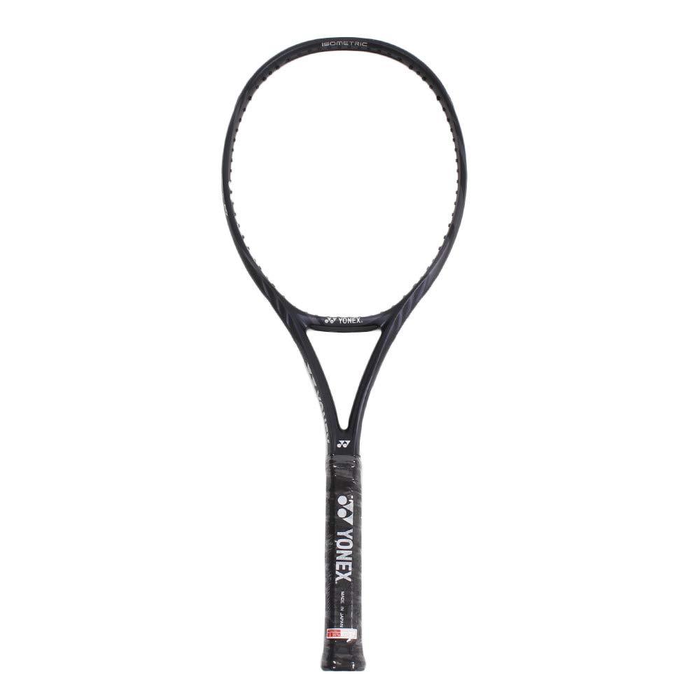 [ヨネックス] 硬式テニスラケット Vコア VCORE 98 ギャラクシーブラック 18VC98 669 G2 ブラック×シルバー B07PC3D8GD
