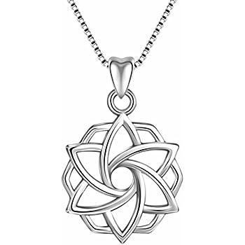Amazon.com: Angemiel 925 Sterling Silver Good Luck Irish
