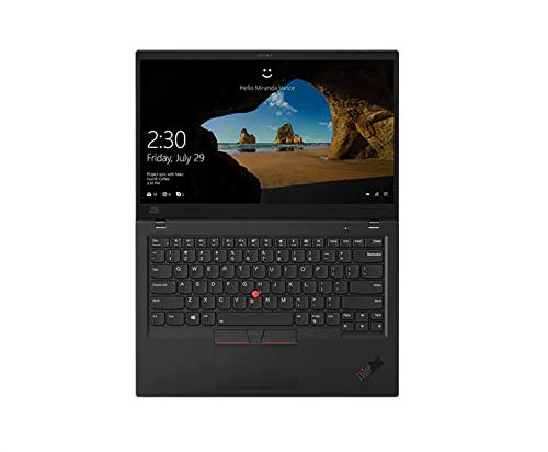 Lenovo X1 Carbon 6th Generation Ultrabook: Core i7-8550U, 16GB RAM, 512GB  SSD, 14Inch Full HD Display, Backlit Keyboard