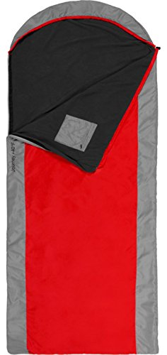 TETON Sports Journey Ultralight Sleeping Bag Perfect for Backpacking, Hiking, and Camping; Free Stuff Sack Included