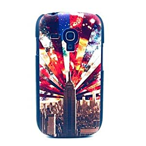 LHY Samsung S3 Mini I8190N compatible Graphic/Cartoon/Special Design Plastic Back Cover