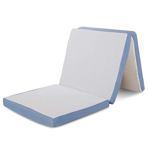 (Comfort & Relax Tri-Folding Mattress Topper 3