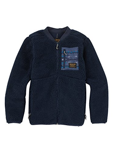 Burton Youth Boys Grove Fleece, Mood Indigo, Large ()