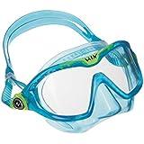 Aqua Lung Sport Mix Junior Reef Toddler Swim & Snorkeling mask Aqua (Clear Lens)