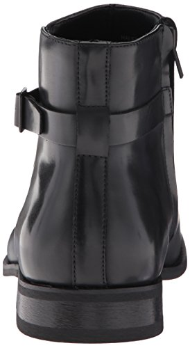 Kenneth Cole Mens Metà Posteriore Boot Nero