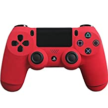 Custom PlayStation 4 Controller Special Edition Red Matte Controller