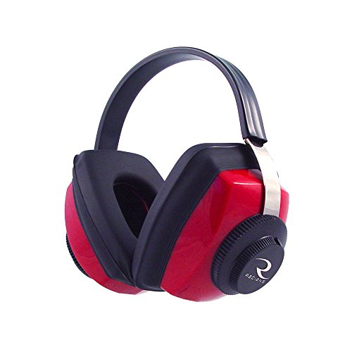 (Radians Competitor Multiposition Red Earmuffs)