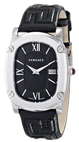 Versace-Womens-VNB010014-COUTURE-Analog-Display-Swiss-Quartz-Black-Watch