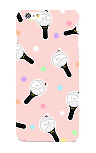 JUNG KOOK Kpop BTS EXO GOT7 Glow Stick Phone Case for iPhone Samsung Phone Cover