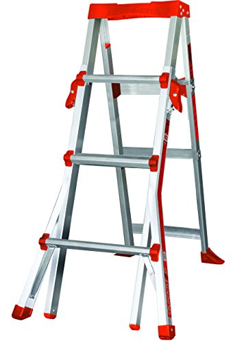 (Little Giant Ladder Systems 14646-001 Quickstep 4'-6')
