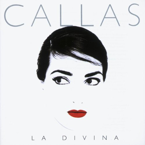 Cover of Maria Callas - La Divina