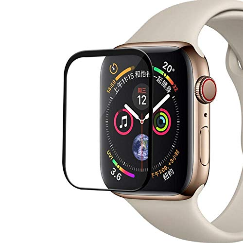 BATOP Apple Watch Screen Protector || 3D Curved Full Cover Soft Edge Screen Protector Protective