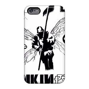 Bumper Hard Cell-phone Case For Iphone 6 (kIt15118LoLN) Custom Vivid Linkin Park Skin