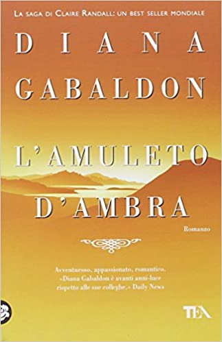 The Rainbow Book Tag - L'amuleto d'ambra