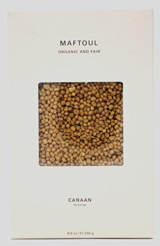 Canaan Organic and Fair Trade Maftoul 250g (8.8 oz) by Canaan Fair Trade