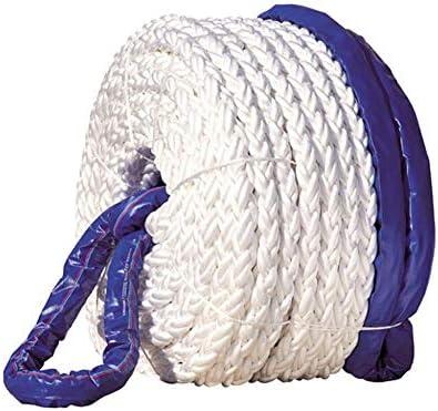 登山ロープ、家の火災避難救助ロープ、パラシュート安全懸垂下降ロープクライミング機器20mm,50m