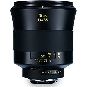 Zeiss Otus 85mm f/1.4 Apo Planar T ZF Manual Focus Lens for Nikon F Mount
