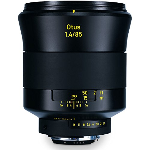 Price comparison product image Zeiss Otus 85mm f / 1.4 Apo Planar T ZF Manual Focus Lens for Nikon F Mount