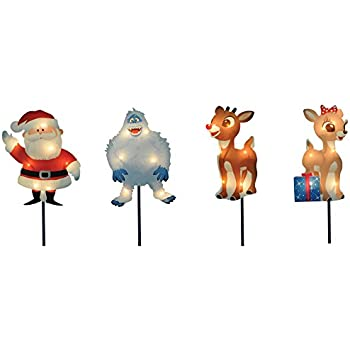 Amazon Com Christmas Lawn Decorations Hanging Candy