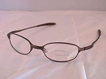 Oakley E-wire 2.1 Rx Eyeglasses Frames Bronze Size: 52-21 New