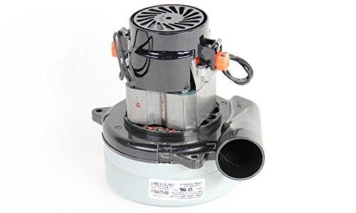 Lamb Ametek 116472-00 Motor Is 2-Stage, 5.7 Inch, 110-120 Volt. #116472-00