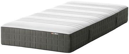IKEA høvåg colchón de muelles oscuro; A; (80 x 200 cm)