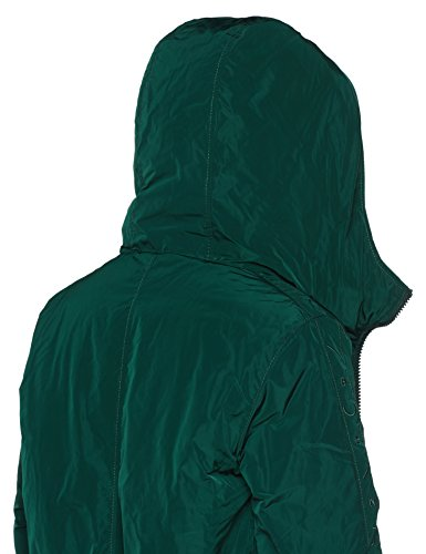 Giacca Look Verde Gr163 Bomber Rich dark Green Bench Donna SqnFtWx
