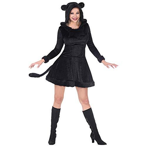 Comprar Disfraz Pantera Negra de mujer Adultos, Negro, WIDMANN - Tienda de Disfraces Online - Envíos Baratos o Gratis
