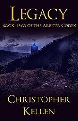 Legacy (The Arbiter Codex Book 2)