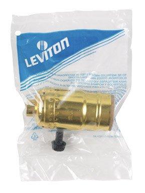 Leviton 054-10083-16 Turn Knob Lamp ()