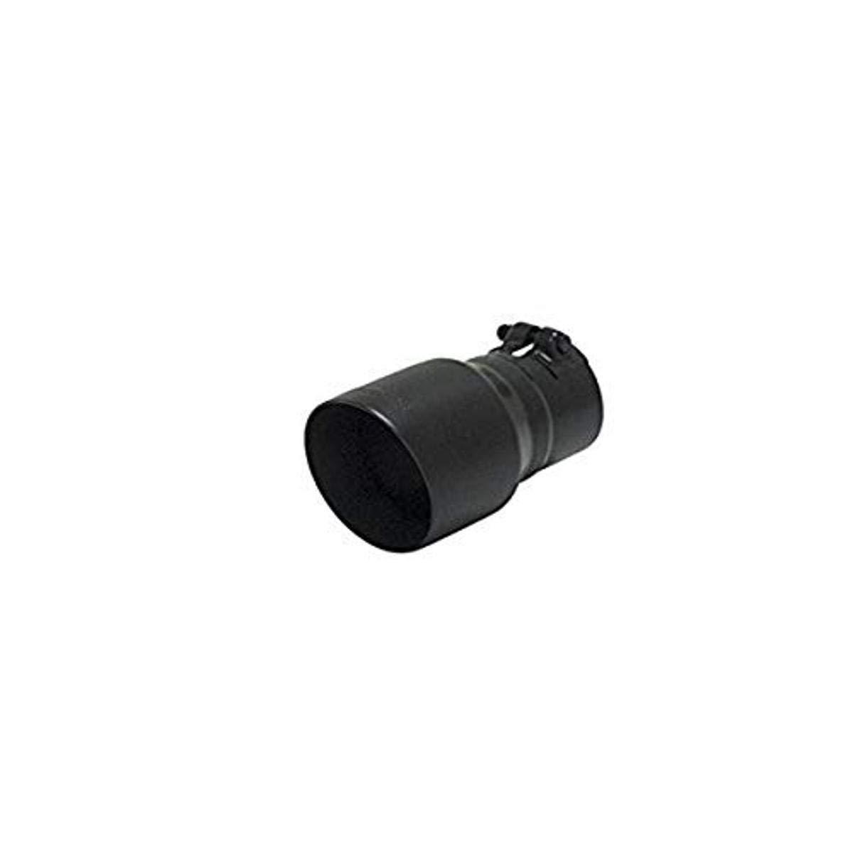 "Flow master 15377B 4"" Black Ceramic Coating Exhaust Tip"