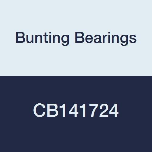 Bunting Bearings CB141724 Sleeve 7//8 Bore x 1-1//16 OD x 3 Length SAE 660 Plain Bearings Cast Bronze C93200 CB141724A3 Pack of 3 Pack of 3 7//8 Bore x 1-1//16 OD x 3 Length