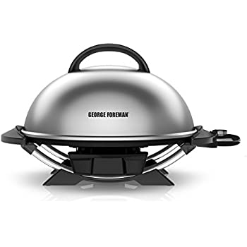 Amazon.com: George Foreman 15-Serving Indoor/Outdoor ...