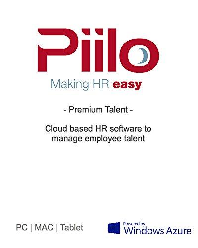 Piilo HR Premium Talent 50 [Online Code] by Piilo HR Software