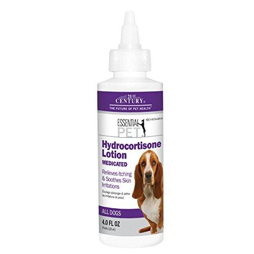 21st Century Hydrocortisone Dog Lotion
