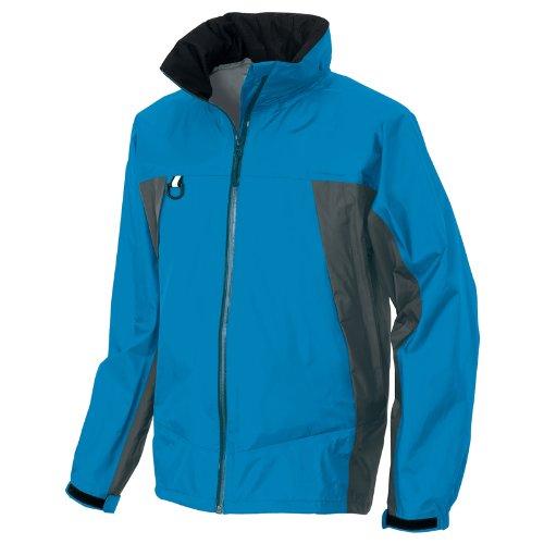 AITOZ(アイトス) ディアプレックス全天候型ジャケット最先端の透湿防水ウェア B00BQQU01Q LL|ブルー ブルー LL