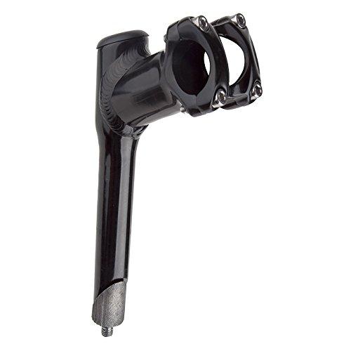 - Sunlite Alloy ATB 4-Bolt Quill Stem, 180 x 22.2 x 75 x 25.4mm x 30d, Black